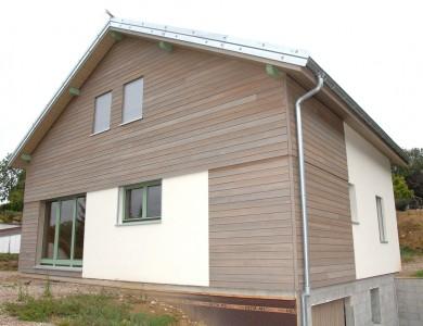 Bole Richard Maison ossature bois Habitat bois Maison bois Avanne (25)