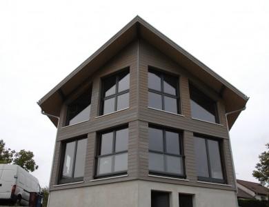 Bole Richard Maison ossature bois Maison bois Habitat bois Saint-Vit (25)