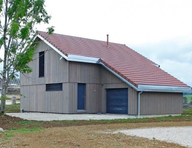 Bole Richard Maison ossature bois Maison bois Habitat bois Chaux-Neuve (25)